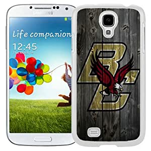 NCAA Atlantic Coast Conference ACC Footballl Boston College Eagles 6 (2) Individual Popular Design Customized Samsung Galaxy S4 I9500 Phone Case