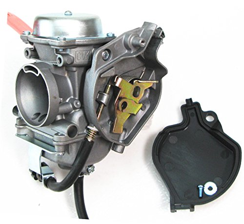 Carburetor for Kawasaki Lakota 300 KEF300B Sport KEF300A 1995-2003 by Motor Buddies
