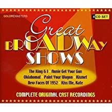 Great Broadway Shows [Complete Original Cast Recordings]