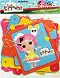 Lalaloopsy Happy Birthday Banner (1ct), Health Care Stuffs