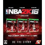 NBA 2K16 (【初回生産限定特典】ボーナスコンテンツDLC「ゲーム内通貨VC(ヴァーチャル・カレンシー)10,000単位」「MyTEAMエメラルドパック」 同梱)
