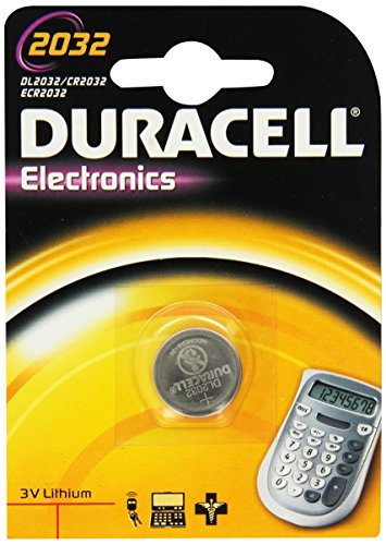 Long-life Lithium Button Cell Batteries, 2 Count Pack