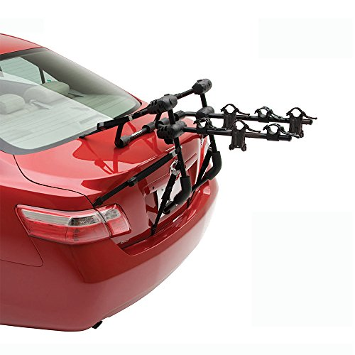Hollywood Racks F6 Expedition 3-Bike Trunk/Bumper Mount Rack Review