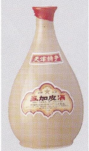 天津 五加皮酒 54度 500ml