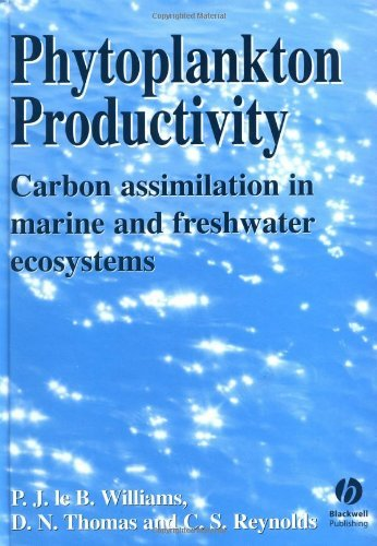 Phytoplankton Productivity: Carbon Assimilation in Marine and Freshwater Ecosystems Pdf