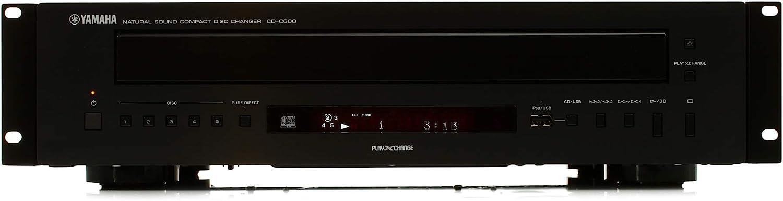 Yamaha CD-C600RK Five-disc CD Changer CD Player