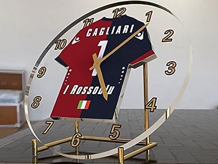 Serie A – italiano camiseta de fútbol relojes de escritorio – cualquier nombre, cualquier número