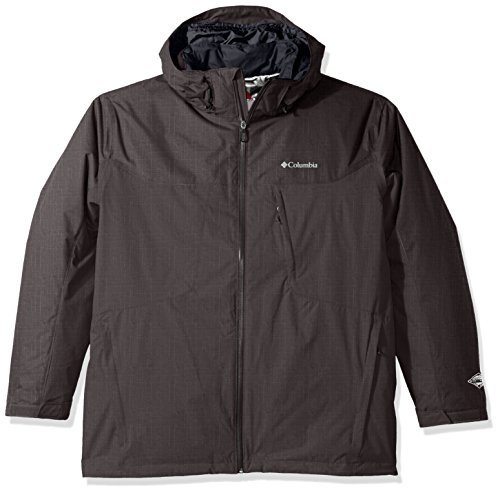 Jacket Buffalo Interchange Big Tall Columbia Men's Melange Whirlibird nZzqYTg
