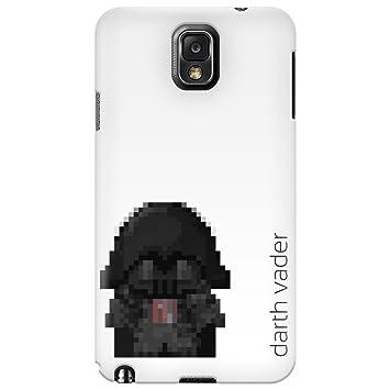 Star Wars Darth Vader Pixel Art By Birta Phone Case Amazon