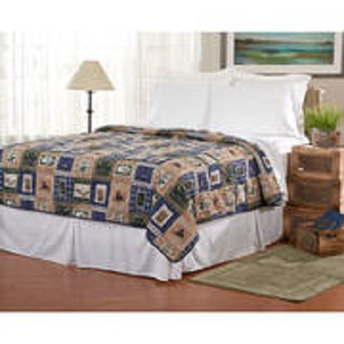 Ashley Cooper Lakeside Queen Size Quilt