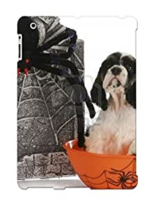 Durable Protector Case Cover With Halloween Puppy Hot Design For Ipad 2/3/4