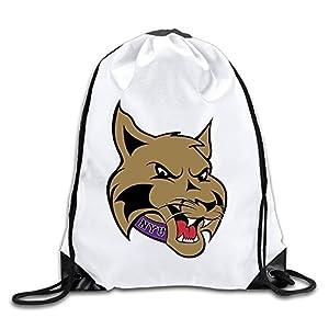 Acosoy New York University NYU Logo Drawstring Backpacks/Bags
