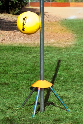 Park & Sun Portable Tetherball Set by Park & Sun Sports (Image #4)