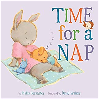 Book Cover: Time for a Nap