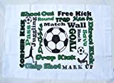 Soccer Chatter Standard Pillowcase