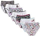 Handcraft Little Girls'  Monster High  Underwear Set (Pack of 7), Assorted, 6