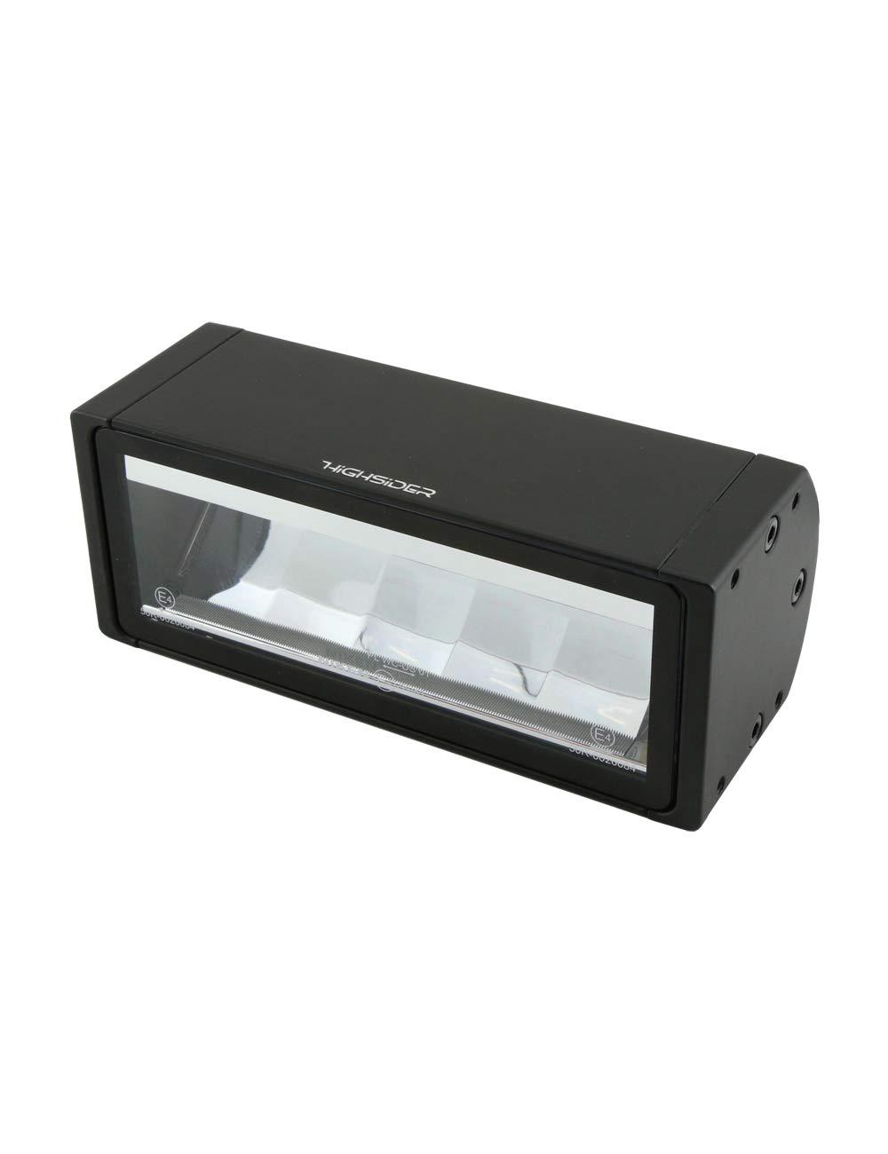 E-gepr/üft HIGHSIDER LED Motorrad Abblendscheinwerfer Ultimate-Low