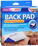 Thera-Med Back Pad Cold Pack 1 Each (Pack of 4)