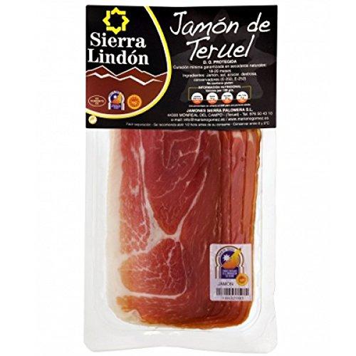 Jamón Serrano DO Teruel (Loncheado, 100 g) - Sierra Lindón: Amazon.es: Alimentación y bebidas