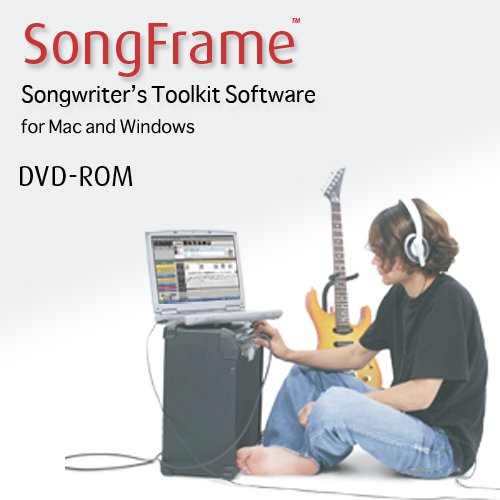 SongFrame Songwriter's Toolkit for Mac and Windows Tanager AudioWorks