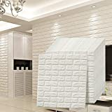 Wasait 3D Wall Panels for Interior Wall Decor 56.9