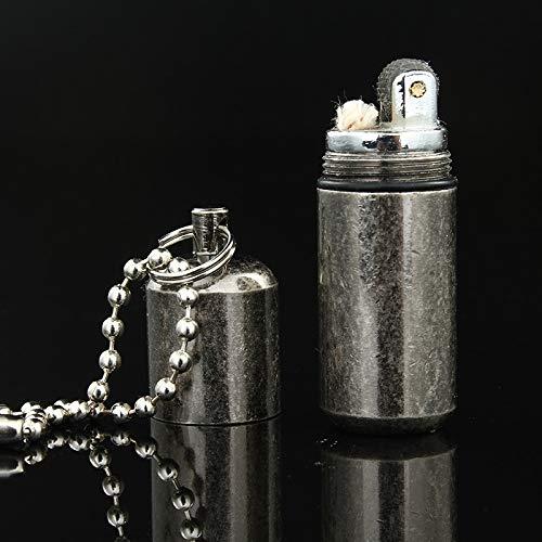 BSGP 1 Encendedor de Cigarrillos con cápsula Recargable ...