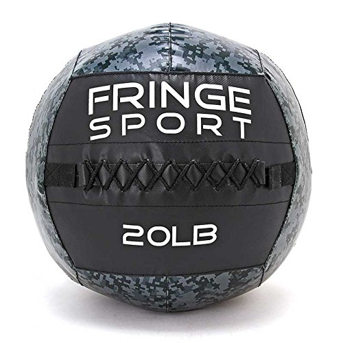 Digital Camo Medicine Ball by Fringe Sport / Wall Balls and Other Strength & Conditioning Exercises (20)