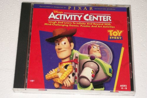 Disney Media Storage (Disney's Activity Center - Toy Story)