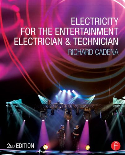 Pdf Arts Electricity for the Entertainment Electrician & Technician