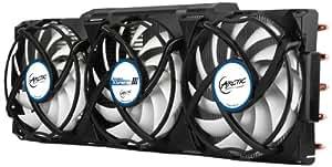 ARCTIC Accelero Xtreme III - High-End Graphics Card Cooler - nVidia & AMD, 3 Quiet 92mm PWM Fans, SLI/CrossFire, Support GTX 1080, GTX 1070, GTX 980 Ti, GTX Titan X, RX 480, R9 390X, R9 290X and more...