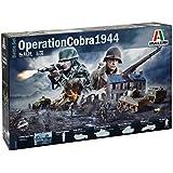 ITALERI Operation Cobra 1944 1:72 Military Model Kit 6116