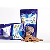 Pet Diesel Dog Treats, Snacks and Cookies For Dog Training - All Natural & Healthy Dog - Blueberry - Best USA Made, Grain Free, Low Calorie Treats With Flaxseed Oil, Vitamin E & Omega 3-10 oz