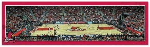 WinCraft NCAA University of Louisville WCR37525013 Wood Sign 9 x 30