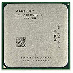 Image of the product AMD FX 8350 40 GHz 42 GHz that is listed on the catalogue brand of AMD.