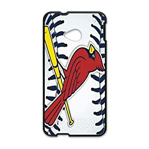 Happy St. Louis Cardinals Hot Seller Stylish Hard Case For HTC One M7
