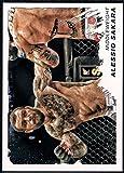 MMA UFC 2011 Topps UFC Moment of Truth #106 Alessio Sakara