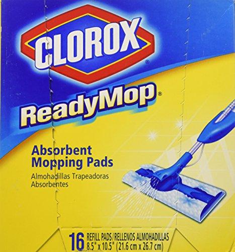 Clorox ReadyMop Pad Refill, 16 ct-2 pk