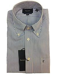 Faconnable Classic Fit Dress Shirt, Shirt - 42 Neck - 16.5 Sleeve - 34-35