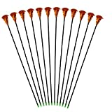 Sucker Arrows Childrens 12pack Kids Archery Youth Hunting Safe Game Practice for Kid, Youth or Beginner,Target Recurve Bow Compound Bow Arrows Set Outdoor Target Shooting