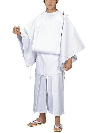 Amazon | 白丁衣装3点セット-狩...