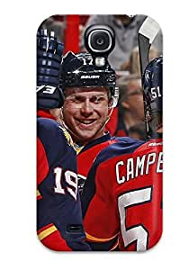 Anti-scratch And Shatterproof Florida Panthers (31) Phone Case For Galaxy S4/ High Quality Tpu Case by lolosakes