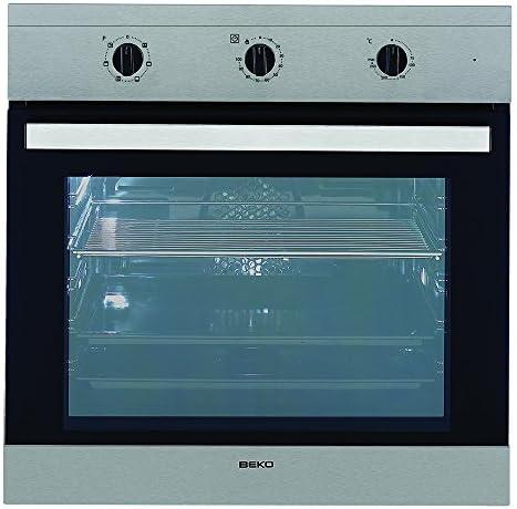 Beko OSE 22120 X - Conjunto De Horno Multifunción + Placa Vitrocerámica Ose22120X: Amazon.es: Grandes electrodomésticos
