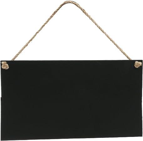 Kreidetafel Schultafel mit Aufhänger ca 25 x 20 cm