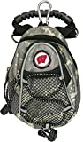 NCAA Wisconsin Badgers - Mini Day Pack - Camo