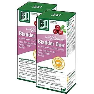 Bell Bladder One for Women (60 Caps) 2-Pack