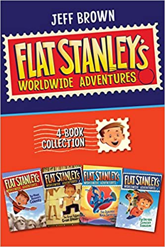 Ebooks mythologie grecque téléchargement gratuitFlat Stanley's Worldwide Adventures 4-Book Collection: The Mount Rushmore Calamity, The Great Egyptian Grave Robbery, The Japanese Ninja Surprise, The Intrepid Canadian Expedition B00KACIMP8