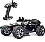 TOZO reg; RC CAR Warhammer High Speed 32MPH 4x4 Fast Race Cars 1:12 RC SCALE RTR Racing 4WD ELECTRIC POWER BUGGY W/2.4G Radio Remote control Off Road Truck Powersport (black)