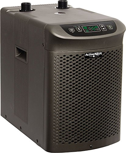 Active Aqua AACH10HP Water Chiller Cooling System, 1/10 HP, Rated per hour: 1,020  BTU, - Cooler Water Aqua