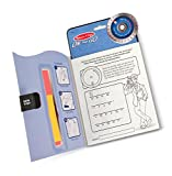 Melissa & Doug On the Go Spy Mystery Secret Decoder Book With Decoder Wheel and Magic-Reveal Pen
