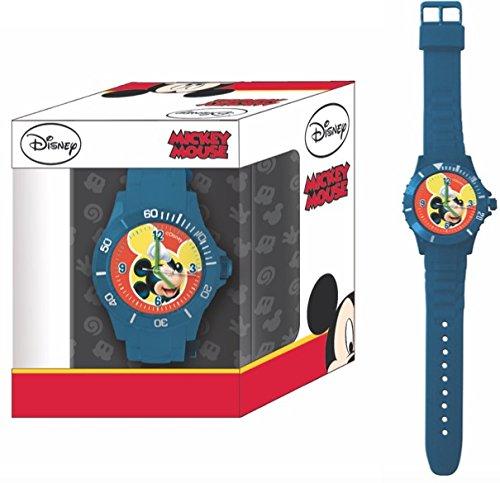 Disney Reloj Analógico-Digital para Niños de Mecánico con Correa en Plástico 0561375_MM: Amazon.es: Relojes